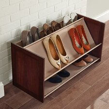 Multi-level 3-Tier Shoe Rack