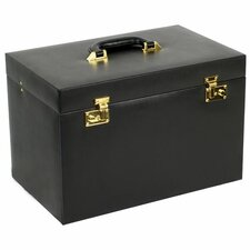 Heritage Extra Large Jewelry Trunk