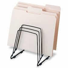 Workstation Step File Ii, Five Sections, Wire