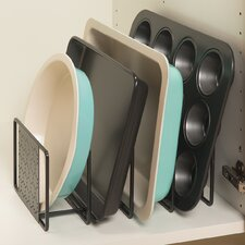 Perforated Cutting Board and Bakeware Kitchenware Divider
