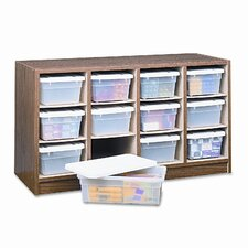 Safco Modular 12 Compartment Cubby