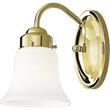 Opal 1-Light Wall Sconce