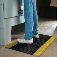 Four Sided Safety Tru Tread Wet Utility Mat
