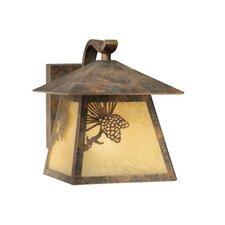 Yellowstone 1-Light Outdoor Wall Lantern