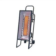Portable Randiant 35000 BTU Portable Propane Radiant Utility Heater