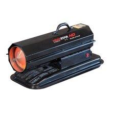 Indirect Fired 50,000 BTU Portable Kerosene Forced Air Utility Heater