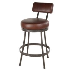"Cedarvale 25"" Swivel Bar Stool"