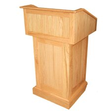 Victoria Solid Wood Lectern