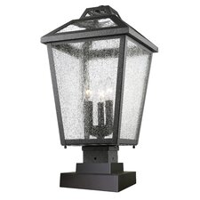 Bayland 3-Light Pier Mount Light