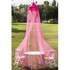 Butterfly Craze Princess Play Tent and Bed Canopy