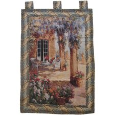 Quiet Evening Woven Tapestry