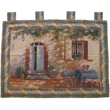 Shadow of Life Woven Tapestry