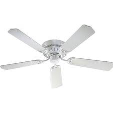 """52"""" 5-Blade Custom Hugger Ceiling Fan"""