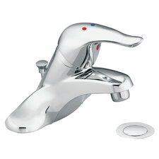 Chateau Single Lever Handle Centerset Bathroom Faucet