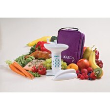 BabySteps Deluxe Food Mill with Travel Tote