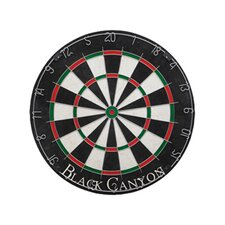 Rounded Wiring Dart Board