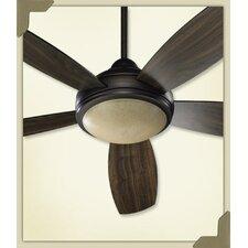 """20.5"""" Ceiling Fan Blade Set (Set of 5)"""
