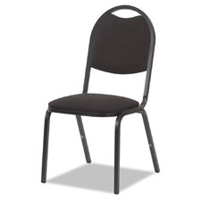 8917 Series Dome Banquet Chair with Cushion (Set of 4)