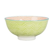 Ooh La La 11 oz. Waves Bowl (Set of 4)