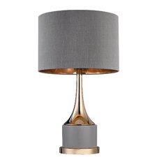 "Small Cone LED 19"" Table Lamp"