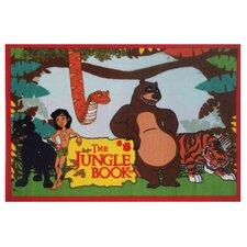 The Jungle Book Area Rug