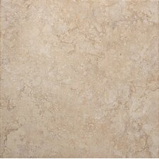 "Castello 13"" x 3"" Bullnose Tile Trim in Bianco"