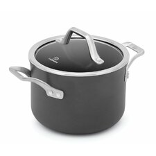 Calphalon Signature™ 4-qt. Nonstick Soup Pot with Cover