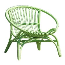 Rattan Deck Chair