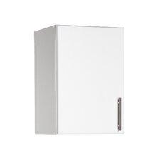 "Wayfair Basics 24""H x 16""W x 16""D White Garage/Laundry Room Topper & Wall Cabinet"