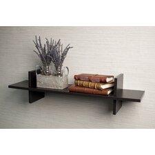 """Decorative """"H"""" Shaped Floating shelf"""