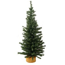 2.67' Mini Artificial Christmas Table Top Tree with Unlit