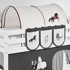 Horses Bunk Bed Tunnel