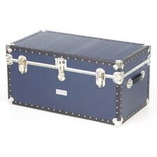 Classic Blue Trunk with Full Tray