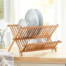 Wayfair Basics Wooden Dish Rack