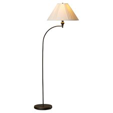 "Aimes 66"" Arched Floor Lamp"