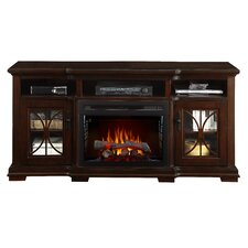 """Scarlett 68"""" TV Stand with Electric Fireplace"""
