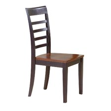 Craigy Hall Solid Wood Dining Chair (Set of 2)