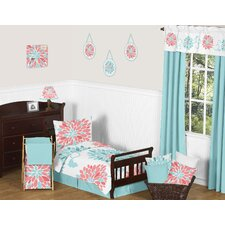 Emma 5 Piece Toddler Bedding Set