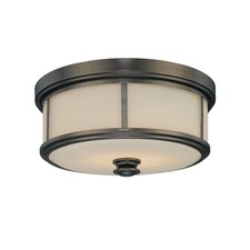 Anissa 2-Light Flush Mount