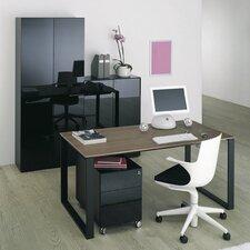 4-tlg. Büroset Space