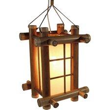 Außenhängelaterne 1-flammig Bamboo
