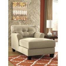 Carlyle Tufted Chaise