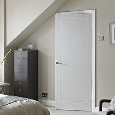 1 Panel White Smooth Internal Door
