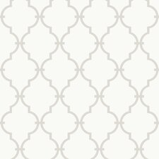 "Pensford 15' x 6"" Trellis Roll Wallpaper"