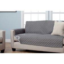 Scroll Reversible Sofa Slipcover