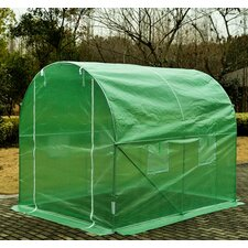 Polytunnel 2m W x 2.5m D Greenhouse