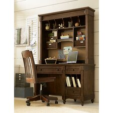 Big Sur By Wendy Bellissimo Dividers Desk with Hucth