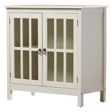 Purdue Cabinet with Wooden Top