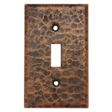 Copper Single Toggle Switch Cover (Set of 2)