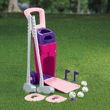 11 Piece Junior Pro Girl's Golf Set